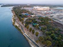 В Ростове на левом берегу построят выставочный комплекс, концертный зал и жильё