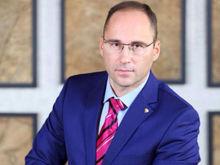 Шаронов покинул пост и.п. секретаря политсовета НРО партии «Единая Россия»