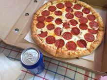 В Новосибирске открылась новая доставка американской пиццы