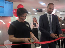 Альфа-банк открыл второе отделение для бизнеса на 5000 клиентов