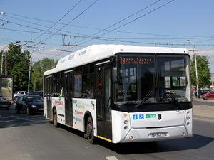 Подмосковная компания поставит в Ростов еще 25 автобусов