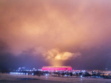 Владимир Путин оценит новый стадион в Ростове с воздуха