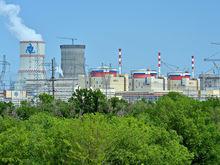 Владимир Путин дал старт работе нового блока Ростовской АЭС