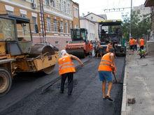 Власти Ростова объявили аукционы по ремонту дорог на 750 млн рублей
