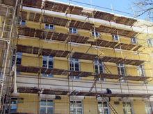 В центре Ростова к чемпионату отремонтируют 29 домов