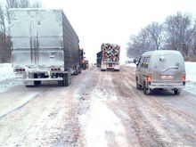 Ограничение движения на двух трассах в Ростовской области снято