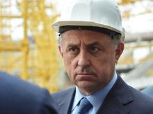 """Виталий Мутко оценил местоположение """"Ростов-Арены"""" и назвал сроки ее сдачи"""