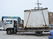 Возле «Таганского ряда» снесут 157 метров нелегальных киосков