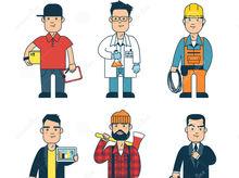 Какие профессии выбирают мужчины Ростова