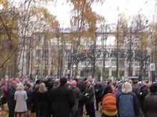 Свыше 4000 подписей против застройки нижегородских парков передали Глебу Никитину