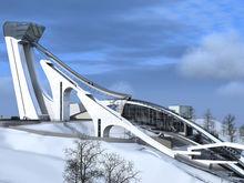 Проект строительства первого трамплина в Нижнем Новгороде прошёл госэкспертизу