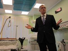 На главврача красноярского перинатального центра завели еще одно уголовное дело