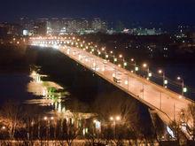 Нижегородская мэрия не готова обсуждать вопрос об украденной подсветке Канавинского моста