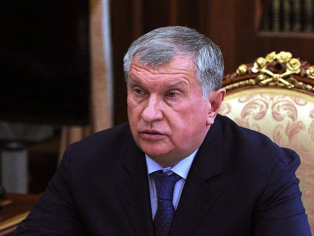 Сечин попросил у Путина налоговые льготы для «Роснефти» на 145 миллиардов