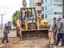 В Красноярске выбрали первых подрядчиков для ремонта городских улиц в этом году