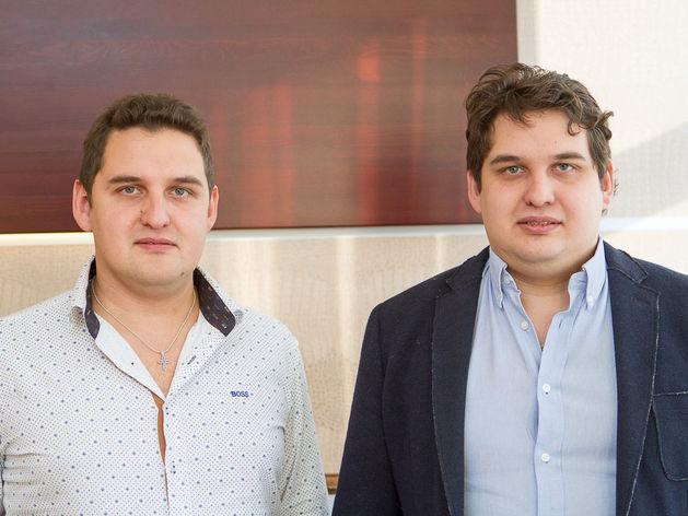 Сергей и Алексей Никоновы