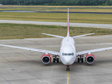 Красноярский аэропорт запускает в эксплуатацию телескопические трапы