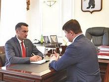 Депутат Госдумы от Красноярского края Дмитрий Носов стал заместителем главы Ярославля