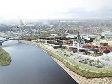 Парк на Стрелке в Нижнем Новгороде будет закрыт на время ЧМ-2018