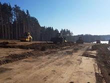 «Сибмосту» разрешили продлить сроки строительства Восточного обхода