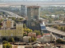В основном активе владельца недостроенного отеля Sheraton в Ростове возникли проблемы