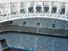 Министр строительства РФ похвалил застройщика стадиона на Стрелке