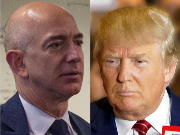 «Он одержим Amazon». Президент США обвинил онлайн-гиганта в разрушении бизнеса ритейлеров