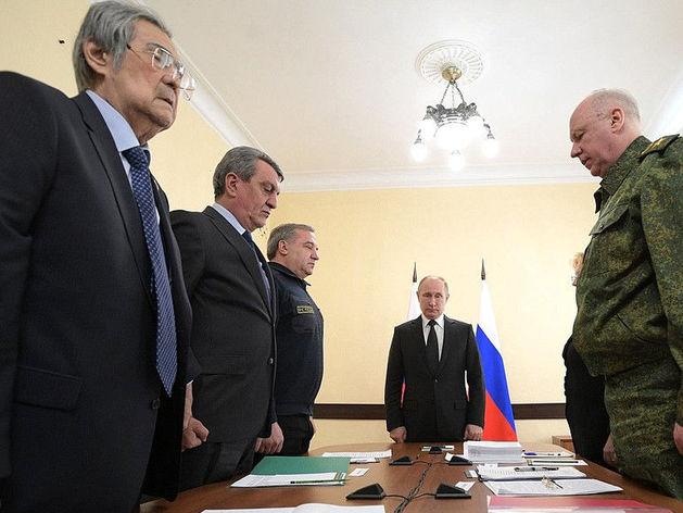 Тулеев ушел в отставку. Врио главы Кузбасса стал его зам, упрекнувший митингующих в пиаре