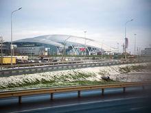 Дорогу к аэропорту «Платов» из Ростова расширят за 1,4 млрд рублей