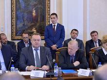 «Нужны принципиальные изменения!» Что сказал Дубровский руководителям главных ТРК города