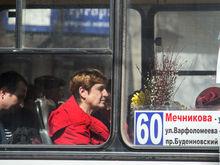 Жители Ростова неожиданно стали меньше пользоваться общественным транспортом