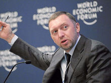 Удача уплыла от Олега Дерипаски. Цена акций «Русала» снизилась вдвое на фоне санкций США