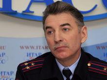 Ни кресла, ни жезла. Уволен глава свердловской ГИБДД Юрий Демин