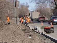 То яма, то колея. В Нижнем Новгороде начался ремонт дорог