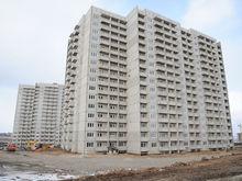Новосибирские застройщики — в топ-100 РФ по объемам строительства и ввода