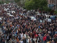 В Армении каждый десятый житель вышел на протест против президента. Тот ушел в отставку