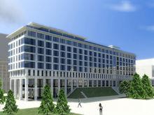 Строительство отеля рядом с театром оперы и балета в Красноярске возобновят