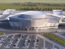На строительство конгресс-холла в Екатеринбурге выделят 1 млрд руб.