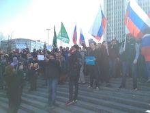 Как в России проходят акции протеста, организованные Навальным перед инаугурацией Путина