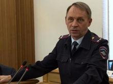 Второй пошел. Заместителя начальника полиции в Екатеринбурге уволят за пьяное ДТП