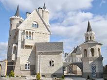 Жизнь в 19 веке. Где в Челябинске продают белоснежный замок