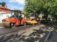 В Ростове досрочно завершили ремонт 13 автодорог