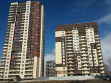 Новосибирский застройщик ввел панельную 25-этажку с лифтами для пожарных