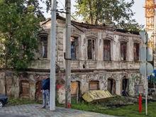Хитрая схема на 3 млн руб. Мэрия продает развалины усадьбы в центре города