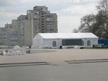 Движение по Театральной площади в Ростове откроют уже 21 июля