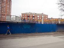 Администрация Ростова требует достроить кинокомплекс «Юбилейный»