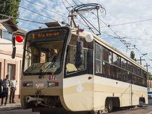 Трамвай №1 в Ростове с 25 мая сократят до Театральной площади / СХЕМА