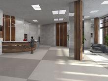 «Атомстройкомплекс» построит 20-этажный офисник недалеко от ЖД-вокзала