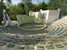 Амфитеатр в парке Вити Черевичкина в Ростове отремонтируют после ЧМ