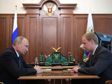 Председатель правительства Красноярского края стал врио губернатора Алтайского края
